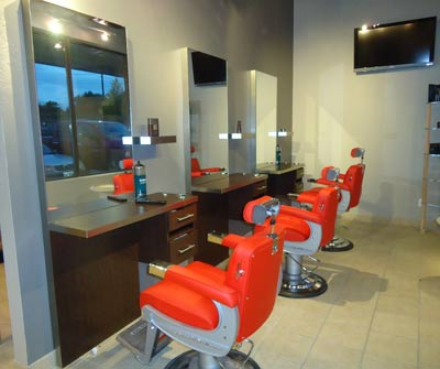 New barber shop for men opens in oakville ontario for The barbershop a hair salon for men