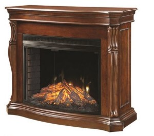 Green Way electric fireplace