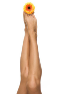 legs laser treatment